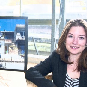 Complex Cities student Hanne van den Berg selected as 'Best TU Delft graduate'