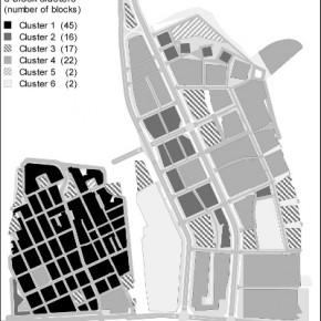 Article in the latest issue of 'Urban Morphology'