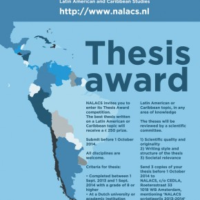 NALACS THESIS AWARD 2013-2014