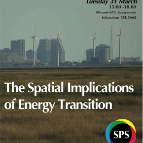 Randstad Seminar: The Spatial implications of Energy Transition: Tuesday 31 March 2015
