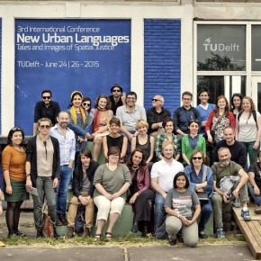 Third International Conference:  NEW URBAN LANGUAGES: TALES AND IMAGES OF SPATIAL JUSTICE (TU Delft 24-26 JUN 2015)