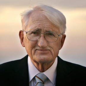 Habermas comments.