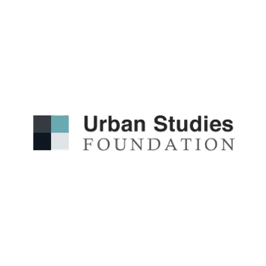 Marcin Dąbrowski's lecture on adaptive cities at Urban Studies Foundation symposium