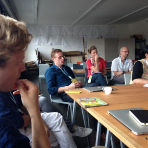"Round Table ""The Political Meaning of Informal Urbanisation"" at AESOP 2015"