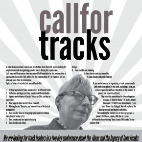 Call for Tracks: Jane Jacobs 100th. A conference at TU Delft, 24-25 May 2016