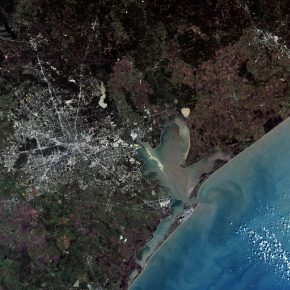 Houston's Floods and Urban and Regional Planning