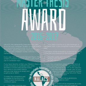 NALACS THESIS AWARD 2016-2017