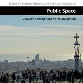 Remon Rooij publishes chapter on public space at Routledge