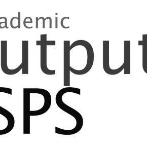 Academic output, Spatial Planning group