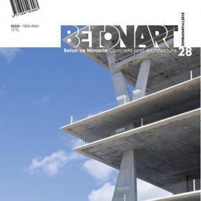 Special issue about market places in Betonart, Turkish architectural magazine