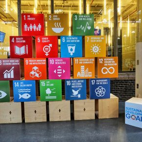 Faculty of Architecture raises awareness on the Sustainable Development Goals