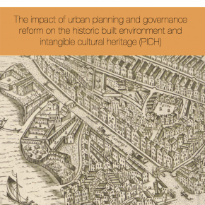Join the PICH Planning and Heritage Final Conference