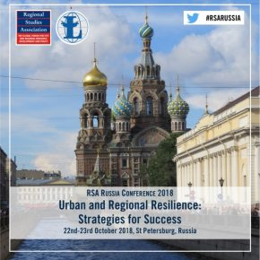 Presentation on Regional Design @ RSA-Russia Conference 2018