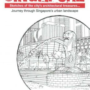 Fifth edition of Gregory Bracken's architectural guide 'Singapore: A Walking Tour' reprinted.