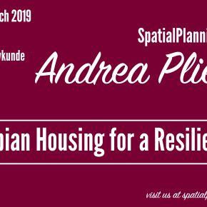 SPS Seminar 28 March: Andrea Pliego - Amphibian Housing for a Resilient City